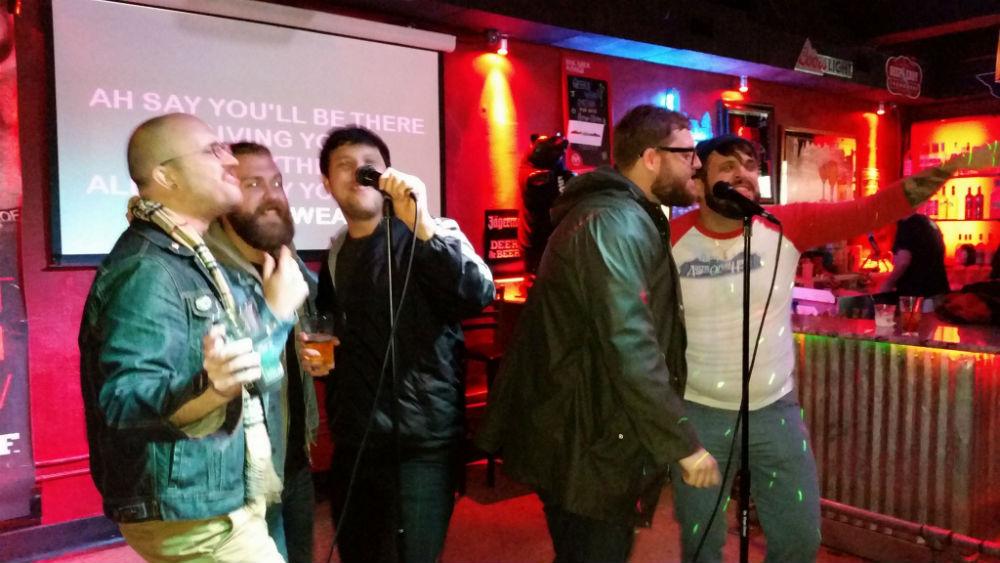 Austin Karaoke - therepubliq